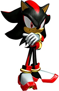 Shadow From Sonic The Hedgehog Removable Wall Sticker 15