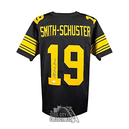 juju smith schuster jersey color rush