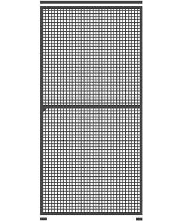 Windhager mosquitera corredera Expert, Marco de Aluminio para Puertas, 120 x 240 cm, Blanco, 04317: Amazon.es: Jardín