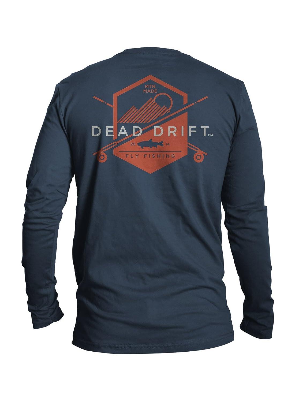 9d93de7167b30d Fly Fishing Shirt Crest Long Sleeve Dead Drift Fly 85%OFF - malo-selo.hr