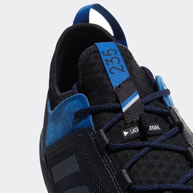 adidas Terrex Swift Solo, Chaussures de Randonnée Basses Homme, Noir (Neguti/Negbas/Gricua 000), 50 2/3 EU