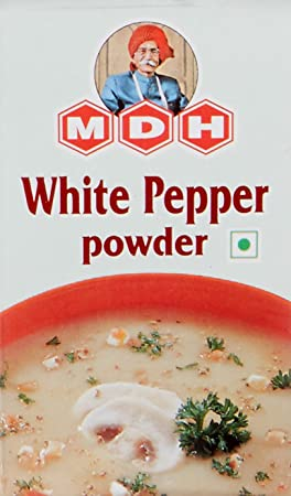 MDH White Pepper Powder, 100g