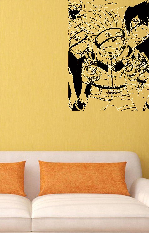 Amazon.com: Uzumaki Naruto Vinyl Wall Decals Haruno Sakura ...