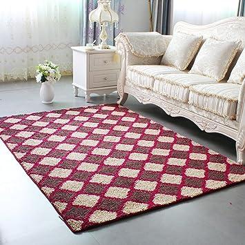 Toll Schön Xiandai Einfache Teppiche Der Teppich Für Das Wohnzimmer Couchtisch  Kissen Wasser Absorbieren Europäischen Teppich Teppichboden