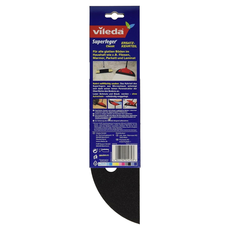 Vileda Superfeger Classic 1470 Replacement Foam Broom Head: Amazon.co.uk:  Kitchen U0026 Home