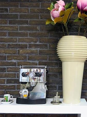 Briel ES 161 A TB Domus Due Cafetera espresso, 1200 W, 1 Cups ...