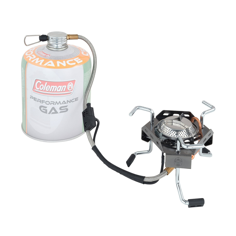 Coleman Spider eléctrica einflammkocher, Plata, One Size: Amazon.es: Deportes y aire libre