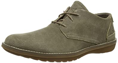 Timberland - Ektravel Ox - Chaussures à Lacets, homme, gris (moss suede), taille 46