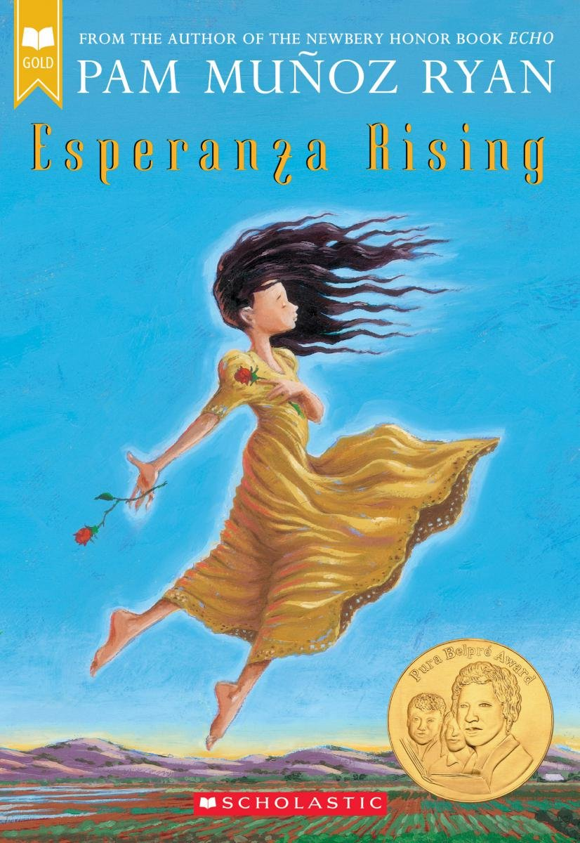 Esperanza Rising_Best Online Resources & Books to Help Kids Process Everything Happening in 2020