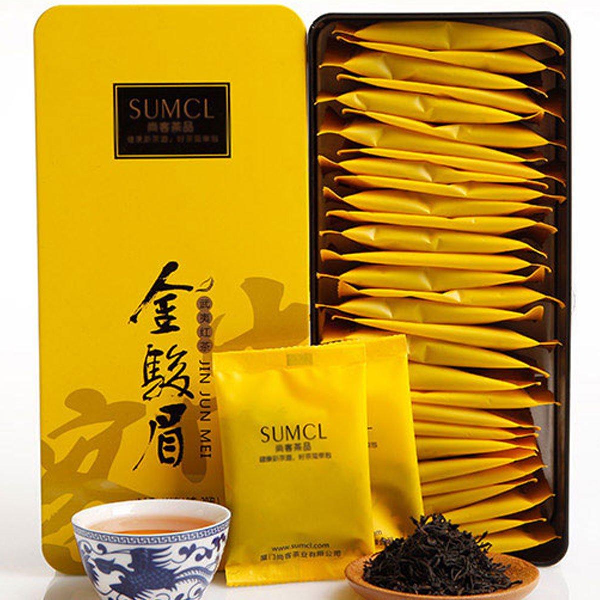 Chinese High Mountain Picked Black Tea (100g Jin Jun Mei)