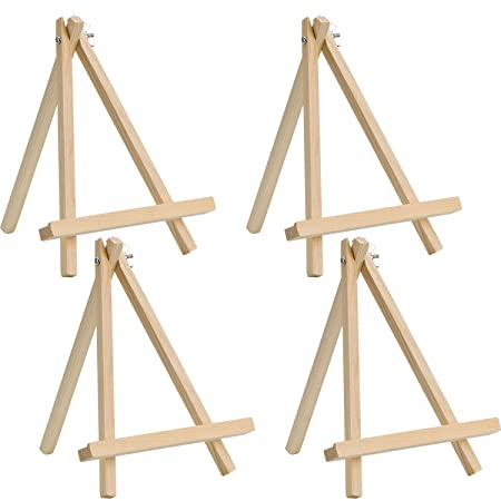 wood easel display easel tripod easel craft art easels photo