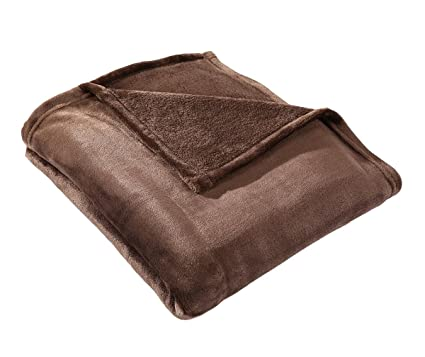 Fresh Amazon.com: HYSEAS Velvet Plush Throw, Home Fleece Throw Blanket  FN78