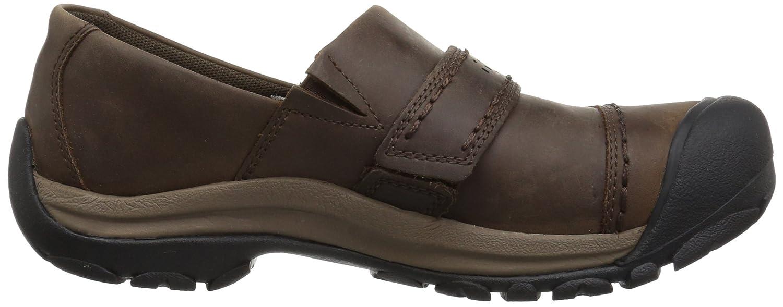 Keen Kaci full Mujer Castaño claro Mocasines Zapatos Talla Nuevo EU 37,5: Amazon.es: Ropa y accesorios