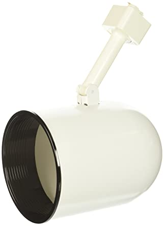 Juno Lighting R502B-WH Trac-Lites Round Back Cylinder Line Voltage PAR30 L& Holder  sc 1 st  Amazon.com : juno track lighting catalog - www.canuckmediamonitor.org