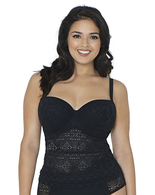 393fc1b99d Curvy Kate Women s s Rush Tankini  Amazon.co.uk  Clothing