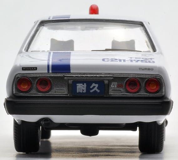Tomica Vintage Limited Neo LV-NEO Ogikubotamashi 04 Nissan Skyline 2000GT Turbo vehiculo de prueba del prototipo: Amazon.es: Juguetes y juegos