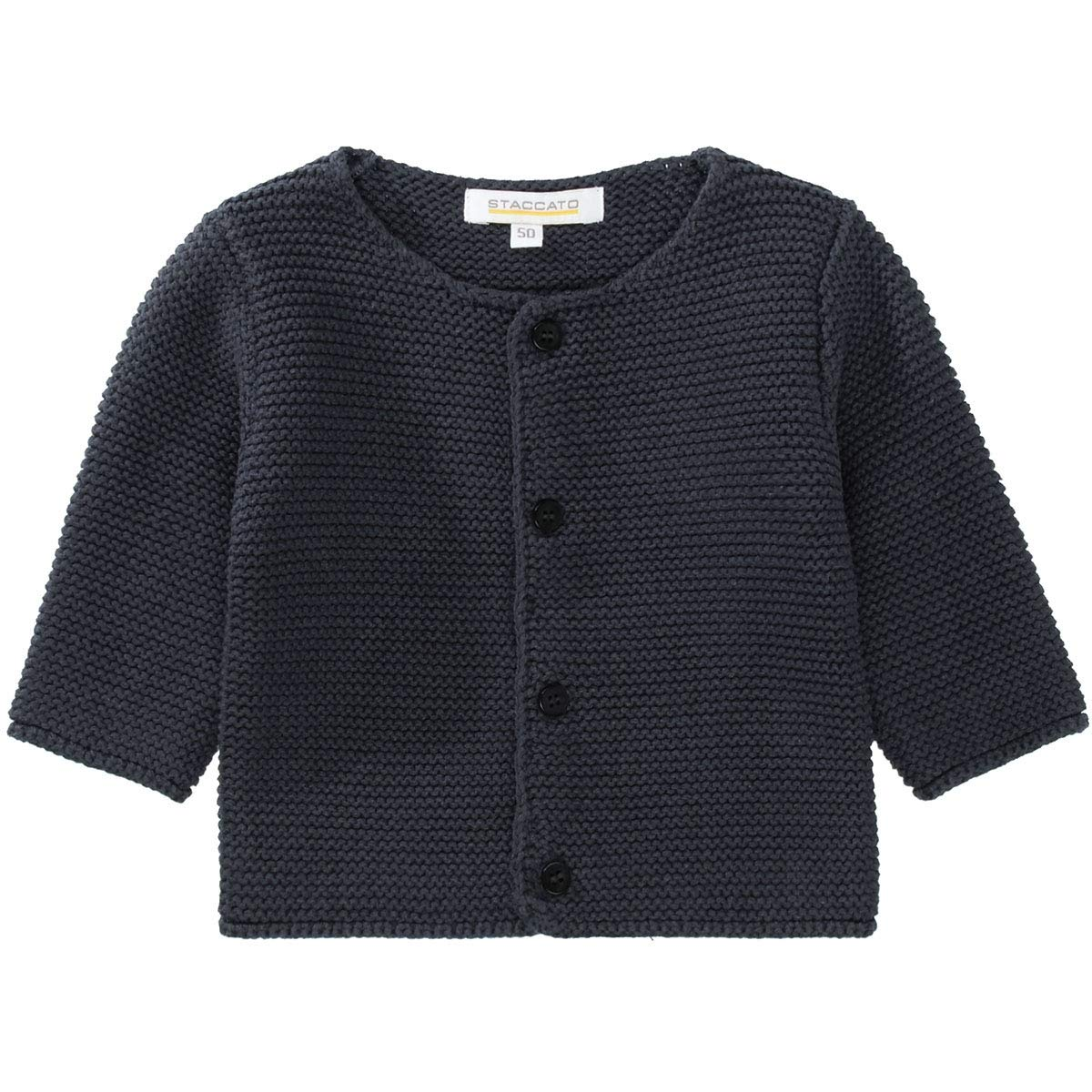 230072727 Staccato Jungen Grobstrickjacke Soft Midnight