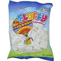 SUCERE 特大白色棉花糖 250克(菲律宾进口)