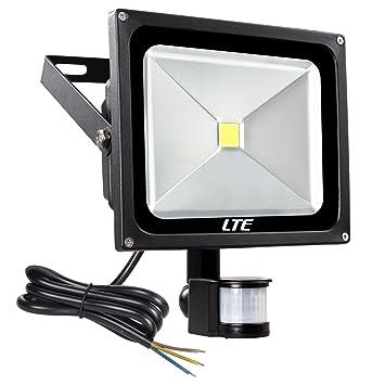 Lte 50w motion sensor outdoor light led security floodlight with lte 50w motion sensor outdoor light led security floodlight with with pir sensorwaterproof aloadofball Gallery