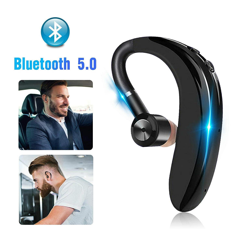RONSHIN 180 Hours Standby Wireless Bluetooth Hands Free Headset Stereo Headphone Earphone