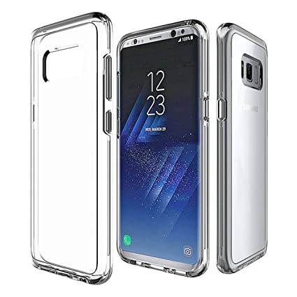 Funda para Samsung Galaxy S7 Edge,MUTOUREN Carcasa para Samsung Galaxy S7 Edge Silicona TPU Transparente Cover para Samsung Galaxy S7 Edge - ...