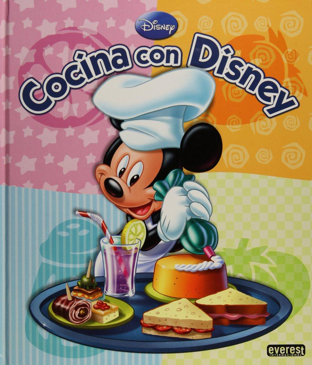 Read Online Cocina Con Disney pdf