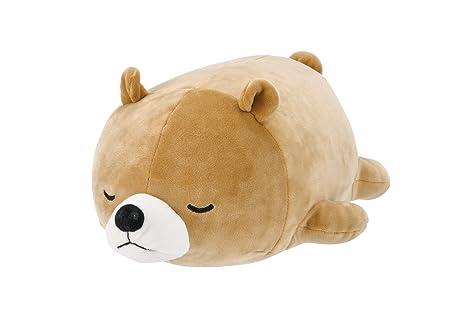 Amazon.com: livheart nemunemu animales Marshmallow cojín oso ...