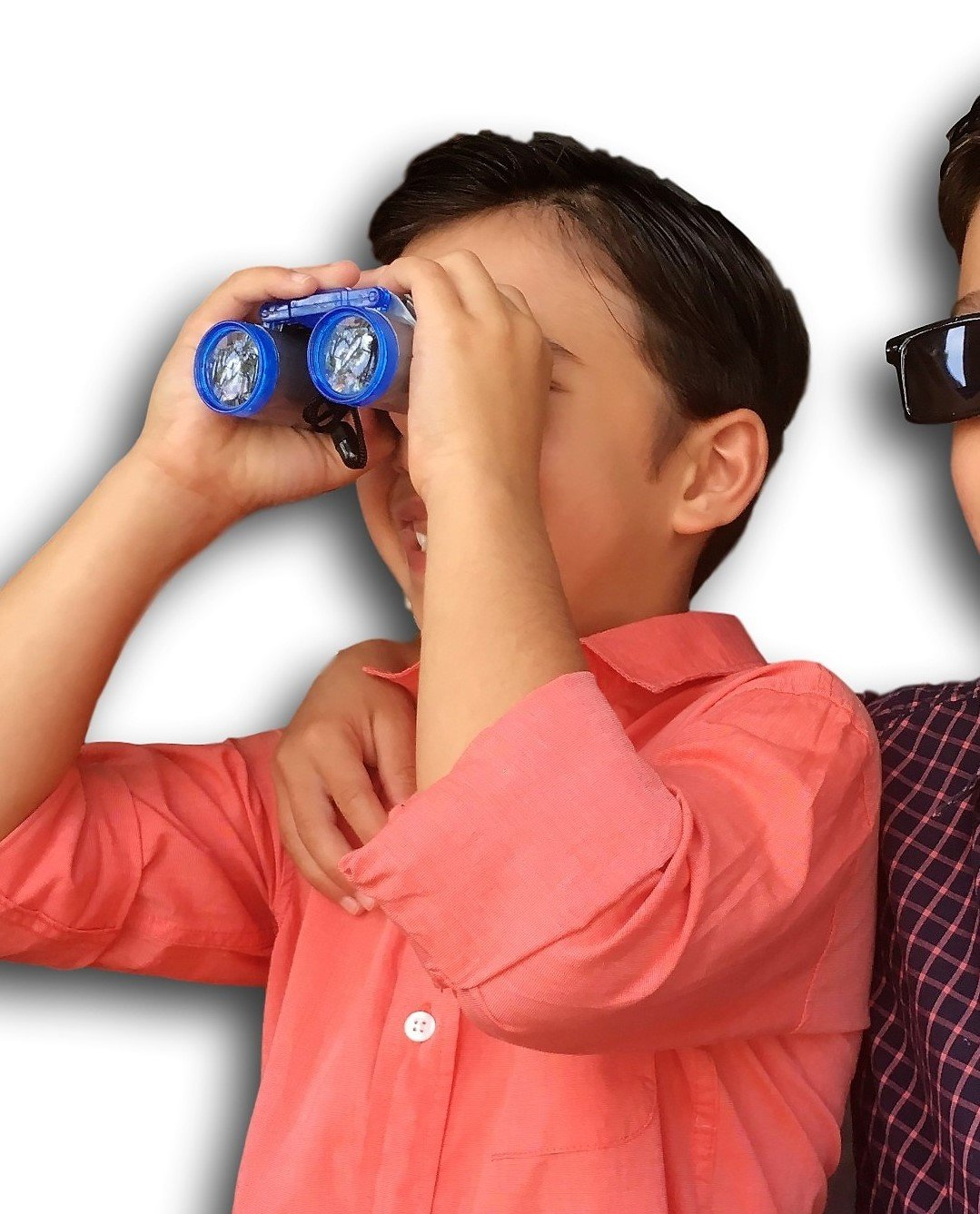 JA-RU Binoculars Spy Gear Toys for All Ages Adjustable with Carry Cord Item #1500 Pack of 12