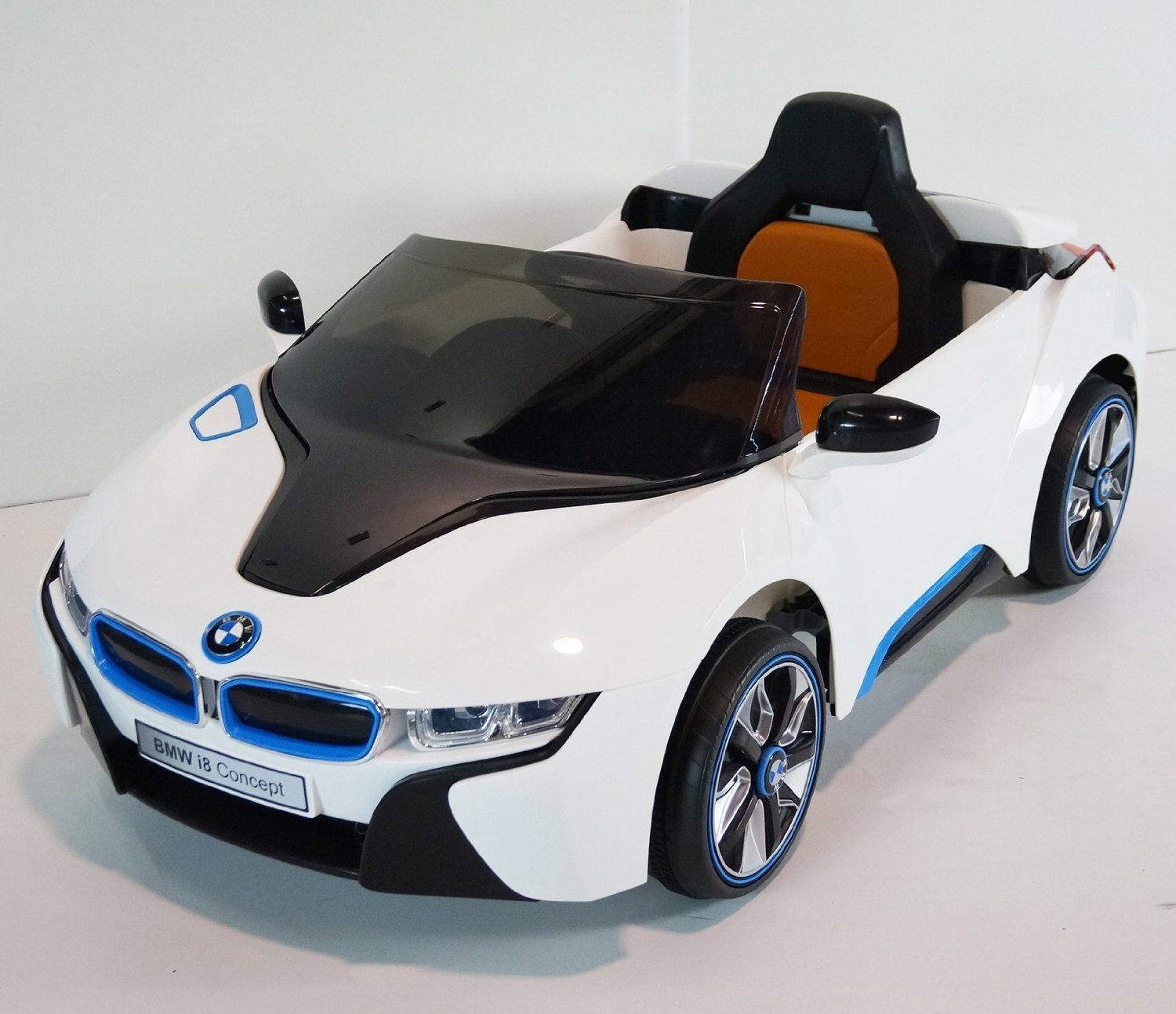 Buy Bmw I8 Concept Car 12v Kids Ride On Car Online At Low Prices In