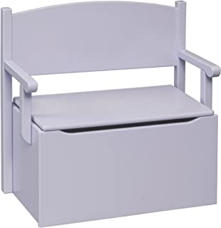 product image for Little Colorado Personalized Lavender Bench Box