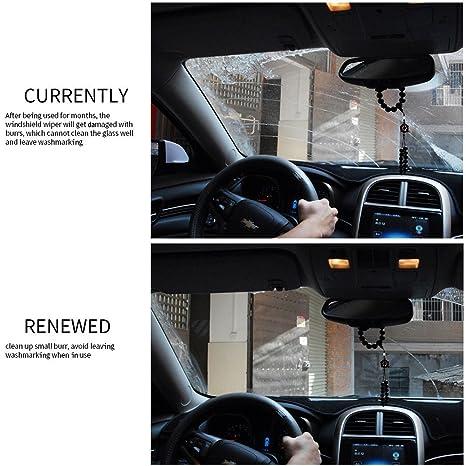 Limpiaparabrisas para coche Wuudi, herramienta de reparación de limpiaparabrisas reutilizable para coche universal reacondicionado