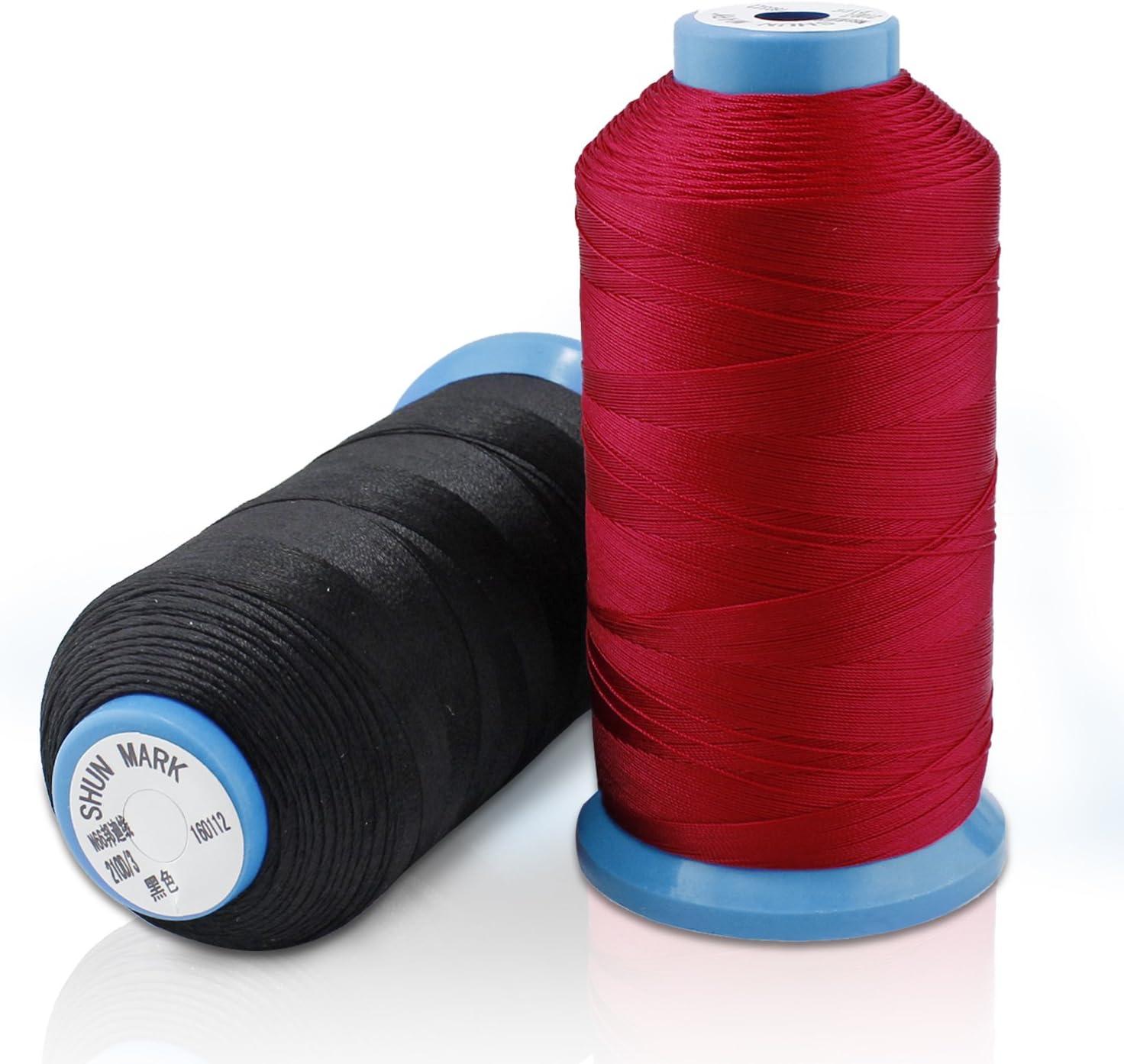 Hilo de coser de Nylon consolidado PsmGoods fuerte para máquina de ...