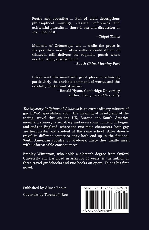 The Mystery Religions of Gladovia: A Novel