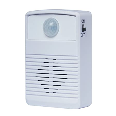PIR Motion Sensor, Standard Edition, download your own MP3 file
