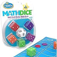 Think Fun ThinkFun!-Ci-Math Dice Junior, Multicolor TF1515