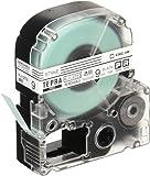 キングジム テープカートリッジ テプラPRO キレイにはがせるラベル 9mm 透明 ST9KE