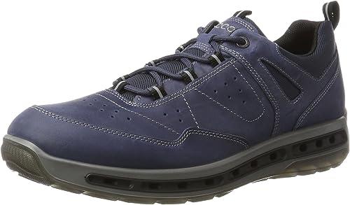 ECCO Mens Cool 2.0 Leather Gore tex Sneaker