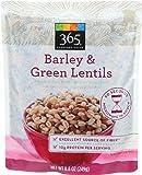 365 Everyday Value, Barley & Green Lentils, 8.8 oz