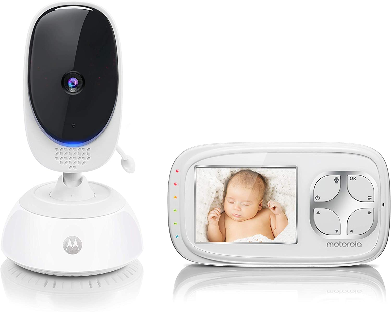Motorola Baby Comfort C35 - Vigilabebés vídeo con pantalla LCD a ...