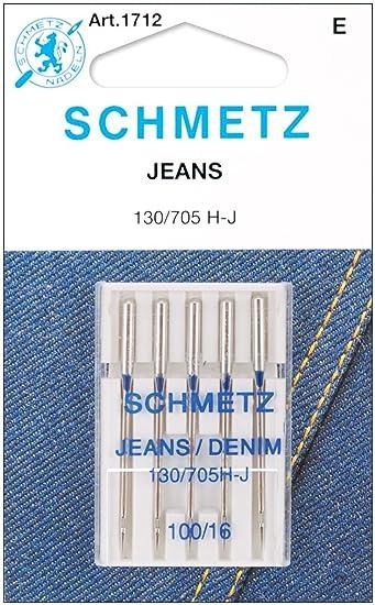 Amazon.com: Jean & Denim - Agujas para máquina de tejer ...