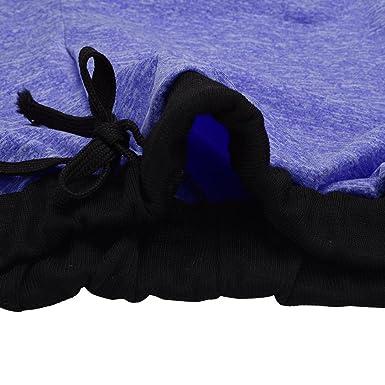 PAOLIAN Pantalones Cortos Running Deportivos para Mujer Verano 2018 Casual  Suelto Pantalones Cortos Jogger Deportivos Fiesta con Pretina Elástica  Cintura ... 1228f9d20dfb