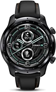 TicWatch Pro 3 GPS Smartwatch for Men and Women, Wear OS by Google, Dual-layer Display 2.0, Long Battery Life