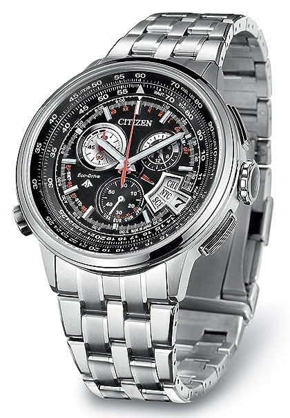 a6948bafe42d Citizen BY0011-50F - Reloj cronógrafo de cuarzo para hombre
