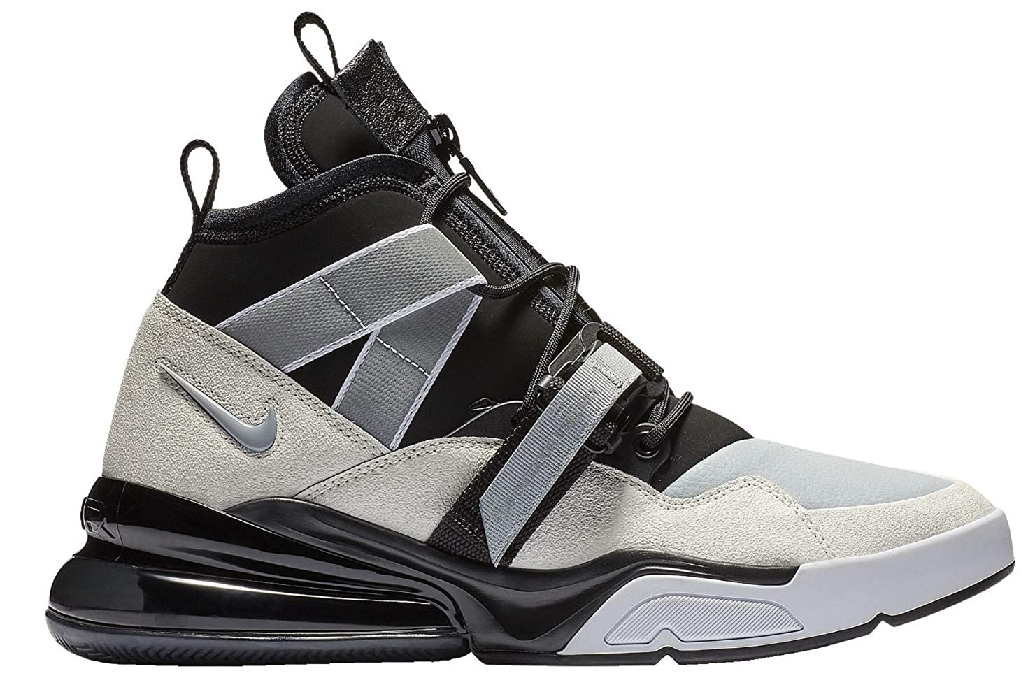 reputable site 96fe4 d7ffb Amazon.com | NIKE Air Force 270 Utility Mens Aq0572-003 | Shoes