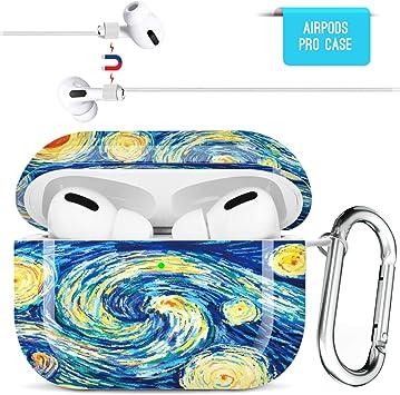 Amazon Com Maxjoy Airpods Pro Case Cover Cute Airpod Pro Case