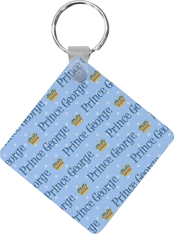 Prince Diamond Key Chain (Personalized)