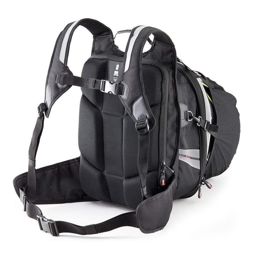 Givi XS317 Xstream Bag Mochila, Color Negro, 30 Litros de Volumen, Carga Máxima 4 Kg: Amazon.es: Coche y moto