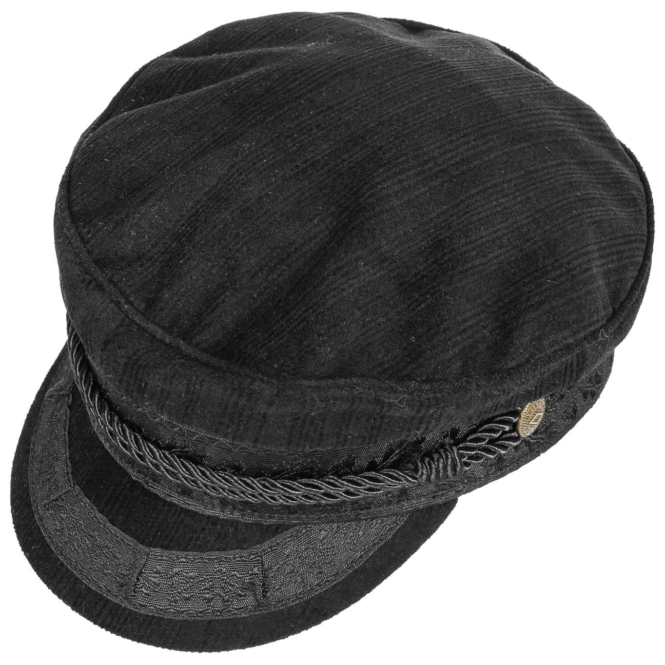 Brixton Women s Albany Cap Black Black MD (7 1 4)  Amazon.ca  Clothing    Accessories 1e8211e4312c