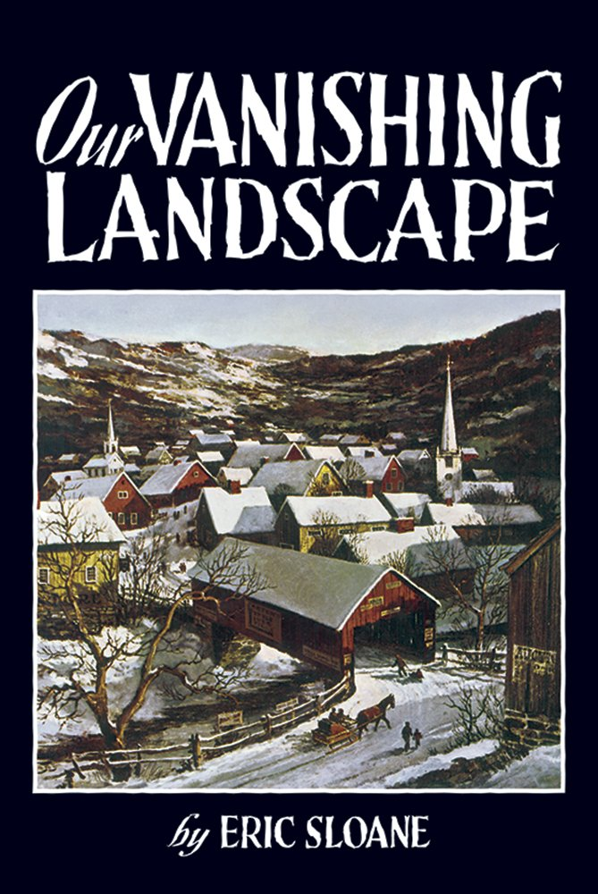 Our Vanishing Landscape (Dover Books on Americana)