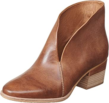 012687bfbfb Antelope Women s 608 Leather Open Cut Bootie